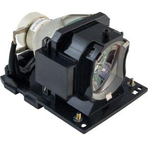 Hitachi CP-A220N CP-A300N CP-AW250N CP-AW250NW Replacement Lamp DT01181 Generic Housing and Lamp