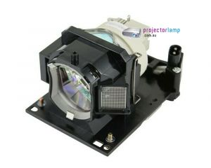HITACHI CP-AW100N CP-DW10 CP-DW10N CP-D10 Replacement Projector Lamp Module DT01091 GENUINE Lamp and Housing