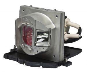 MITSUBISHI WD390U-EST Replacement Projector Lamp Module  499B057O10 GENUINE LAMP GENERIC HOUSING